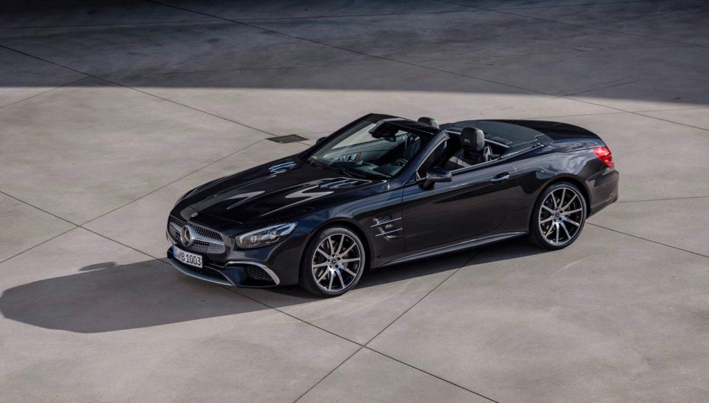 2020 Mercedes-Benz SL Grand Edition