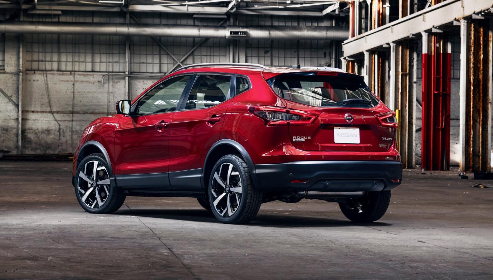 2020 Nissan Roque Sport: Refresh, Standard Safety Equipment, Release >> 2020 Nissan Rogue Sport Gets A Refresh The Torque Report