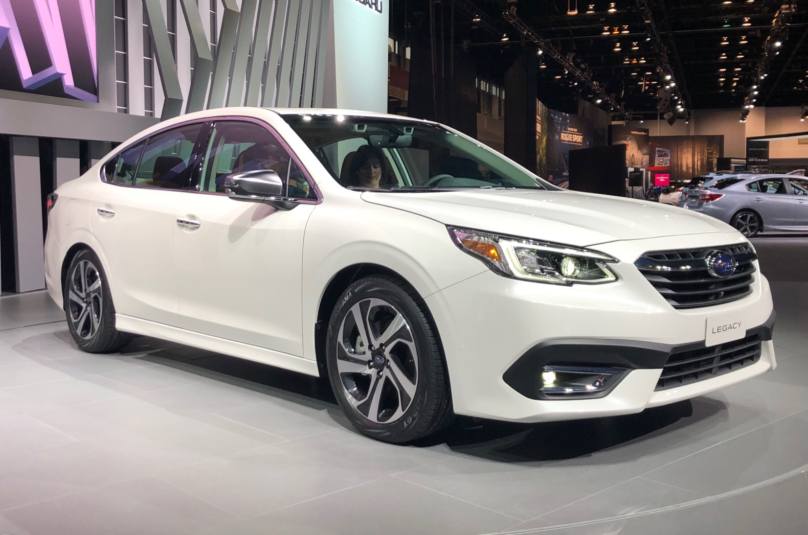 2020 Subaru Legacy Debuts At The Chicago Auto Show The Torque Report
