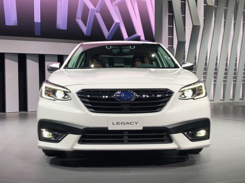 2020 Subaru Legacy Debuts At The Chicago Auto Show The
