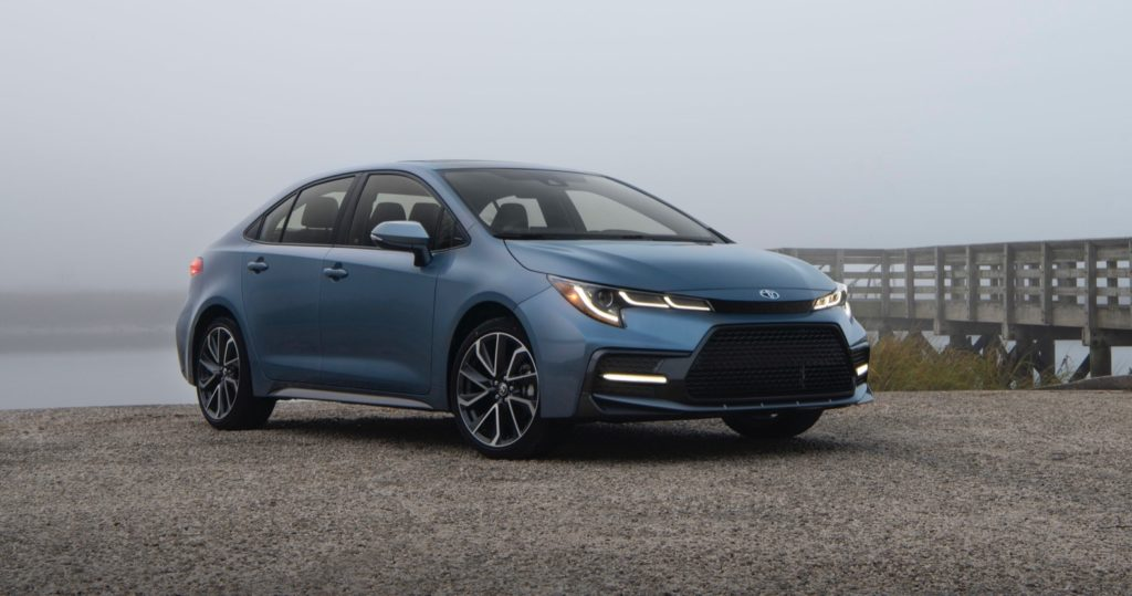 2020 Toyota Corolla Pricing Starts At 20 430 The Torque