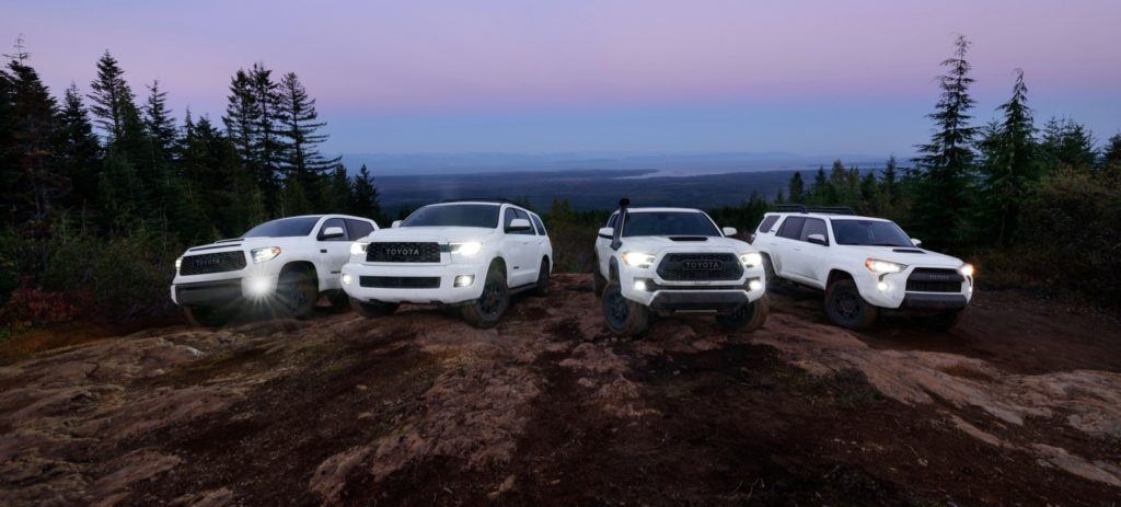 2020 Toyota Sequoia TRD Pro joins the off-roading family ...
