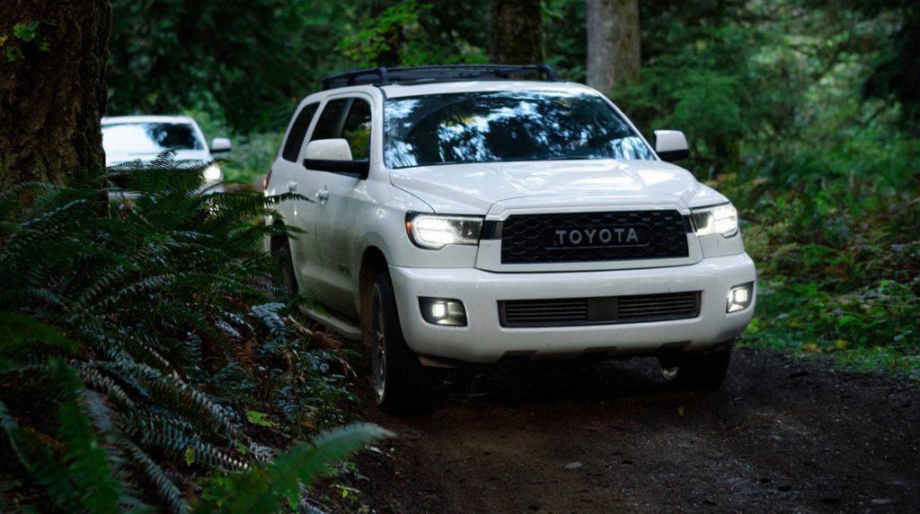 2020 Toyota Sequoia TRD Pro