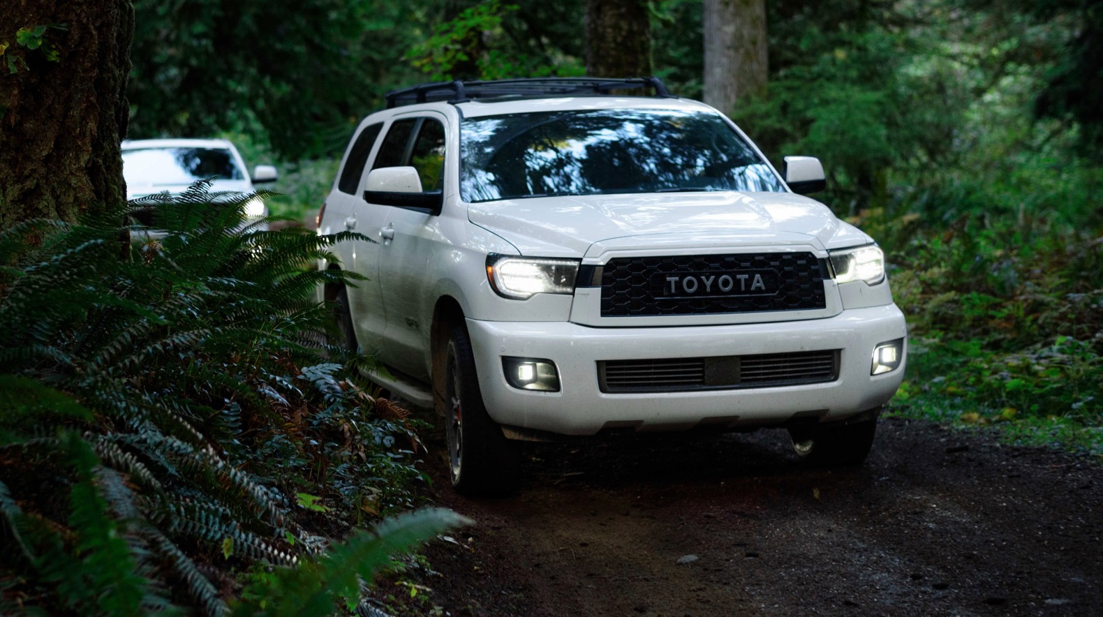 2020 Toyota Sequoia Trd Pro Joins The Off Roading Family The Torque Report