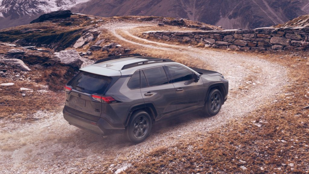 2020 Toyota RAV4 TRD Off-Road is ready for the trails ...