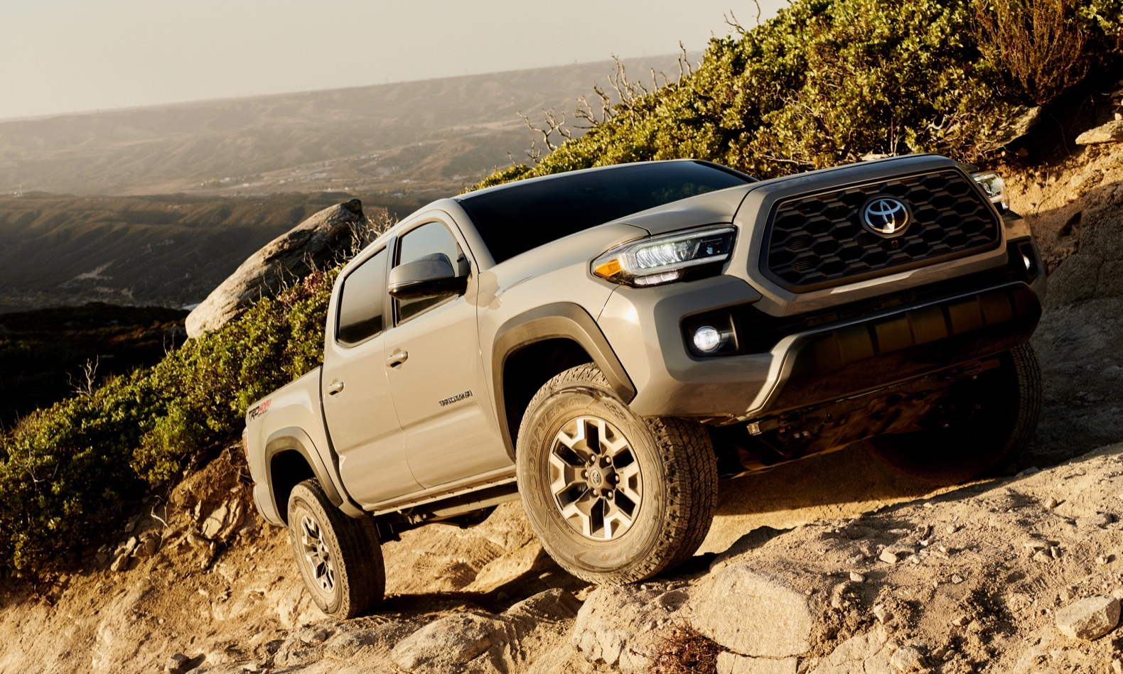 2020 Toyota Tacoma gets a small facelift   The Torque Report