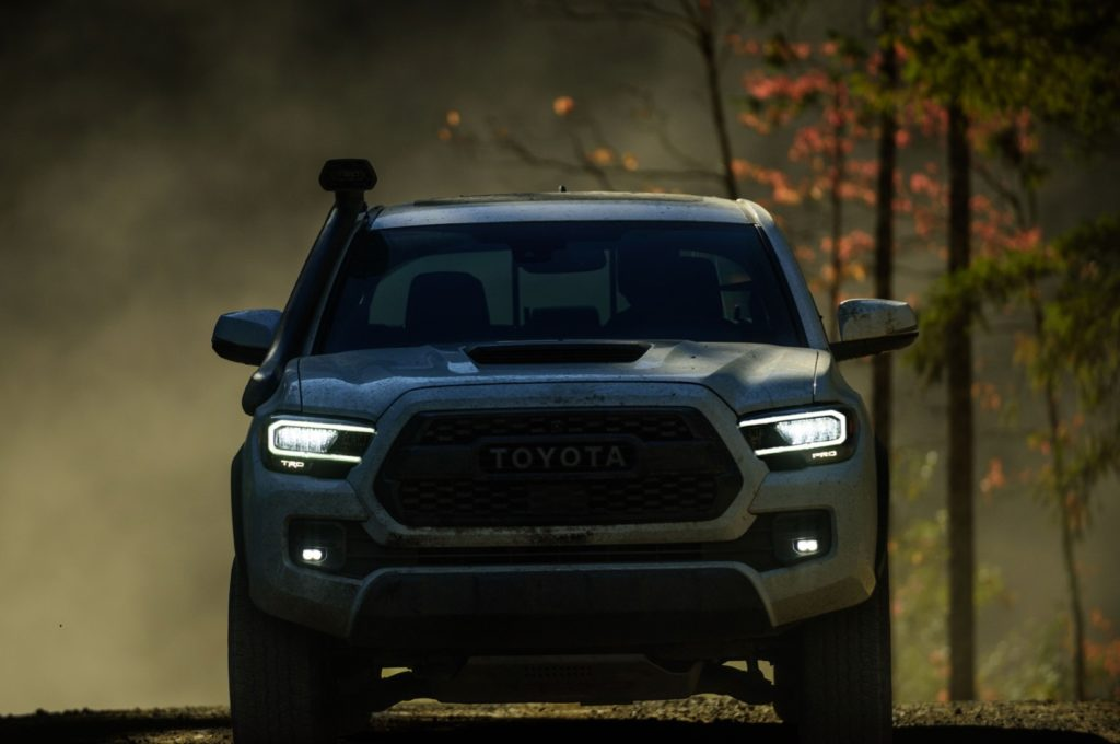 2020 Toyota Tacoma gets a small facelift | The Torque Report