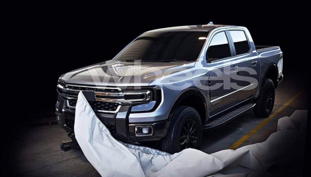 2021 Ford Ranger Leak