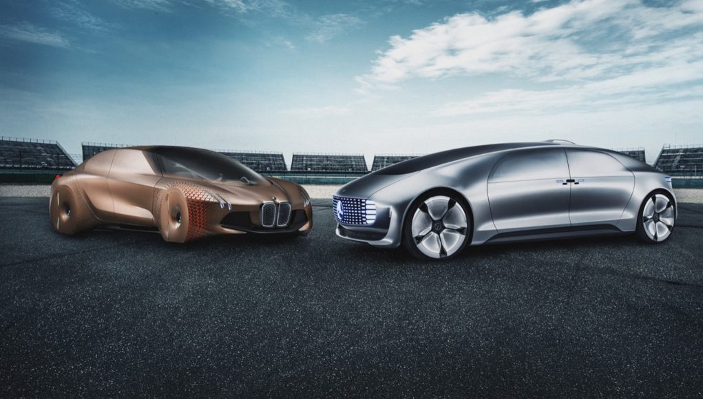 BMW and Daimler Partnership