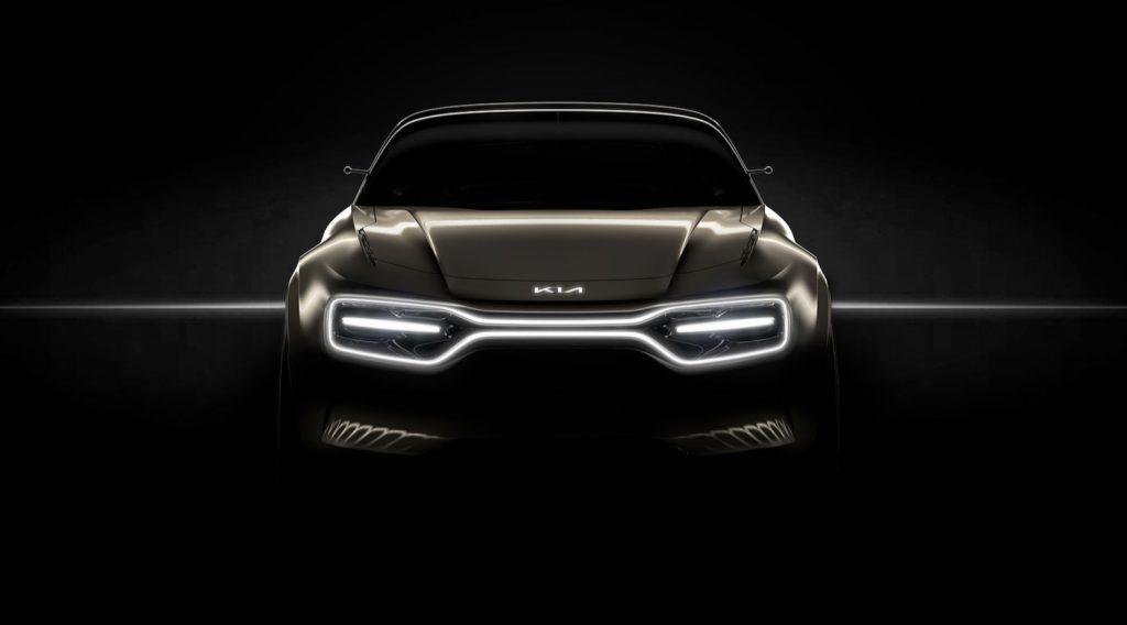 Kia Electric Concept Car