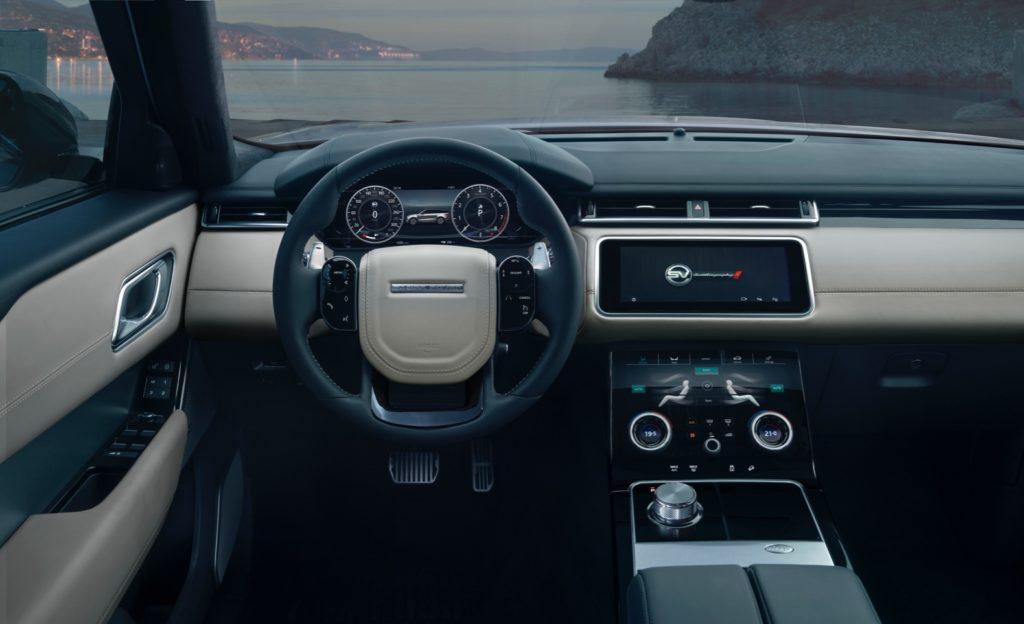 Range Rover Velar SVAutobiography Dynamic Edition debuts ...
