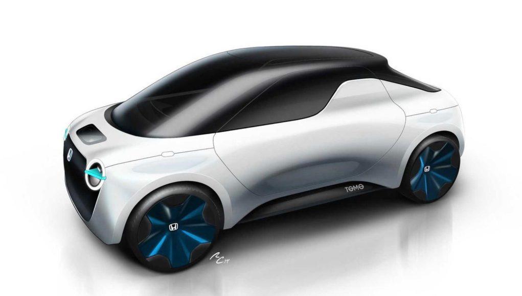 Honda Tomo EV Concept