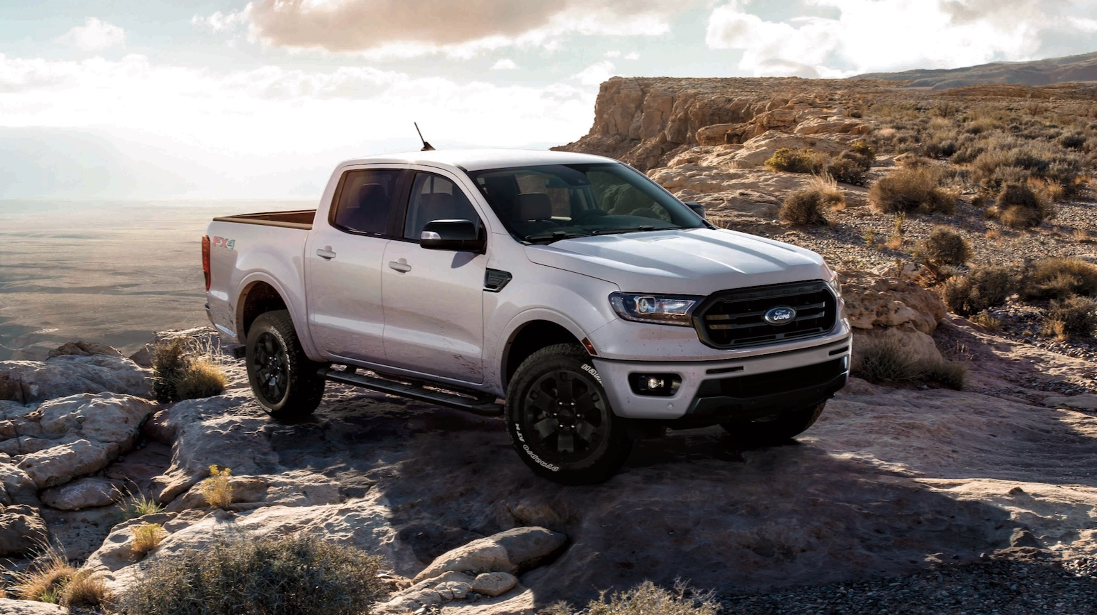 2019 Ford Ranger gets a Black Appearance package | The ...
