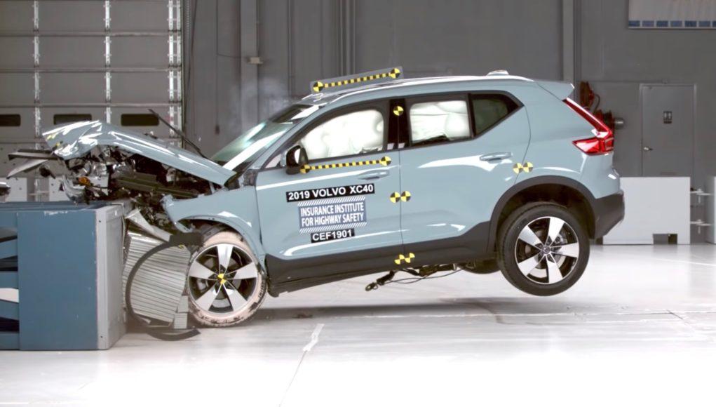 2019 Volvo XC40 Top Safety Pick+