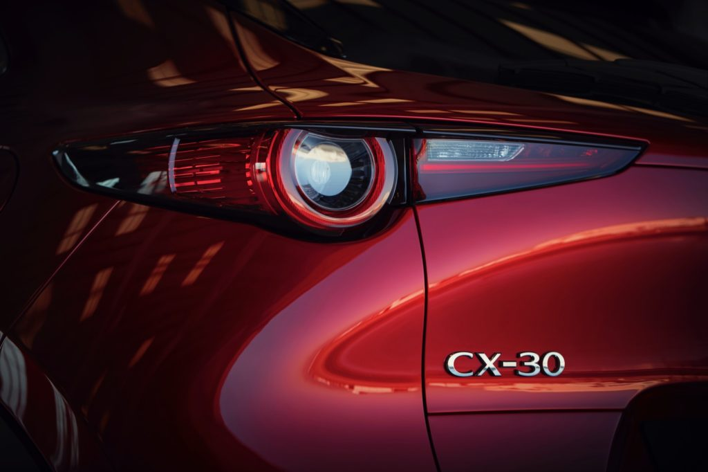 Mazda CX-30 crossover fits between the CX-3 and CX-5 | The ...