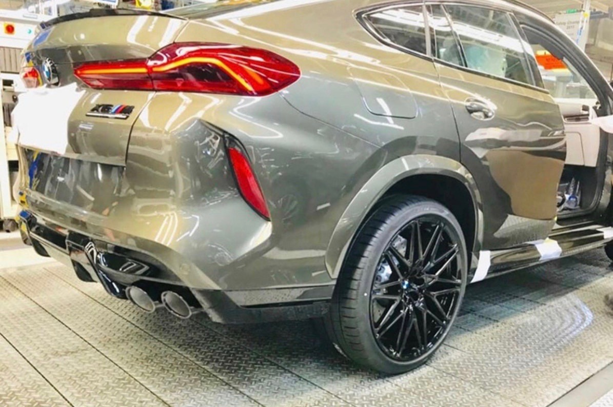 2020 Bmw X5 M And X6 M Competition Models Leaked The