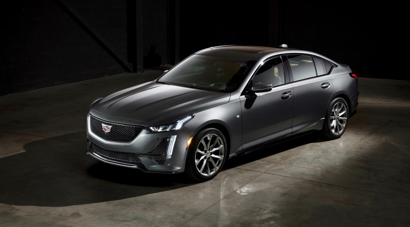 Cadillac Ct Sport