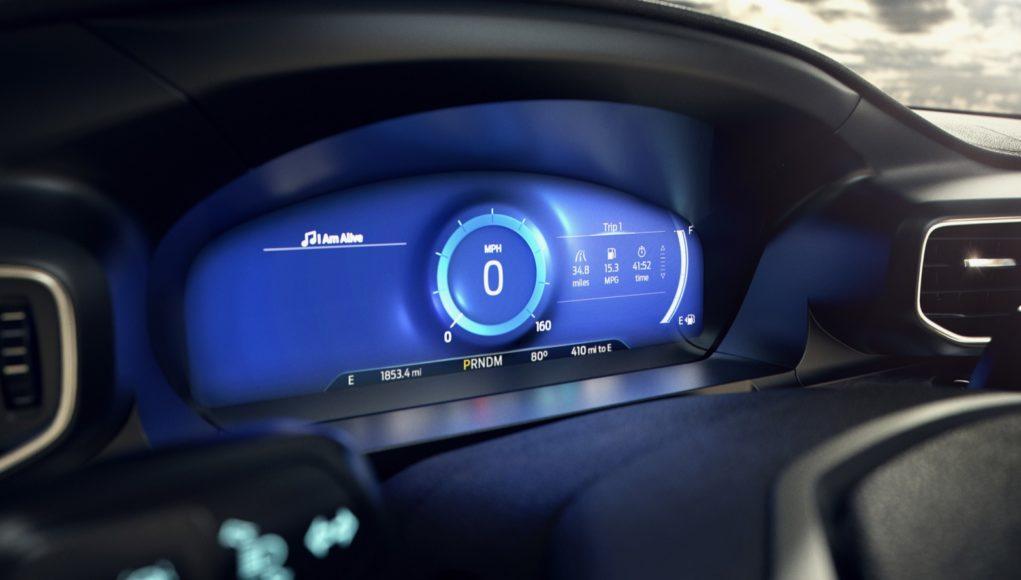 2020 Ford Explorer Mindful Mode