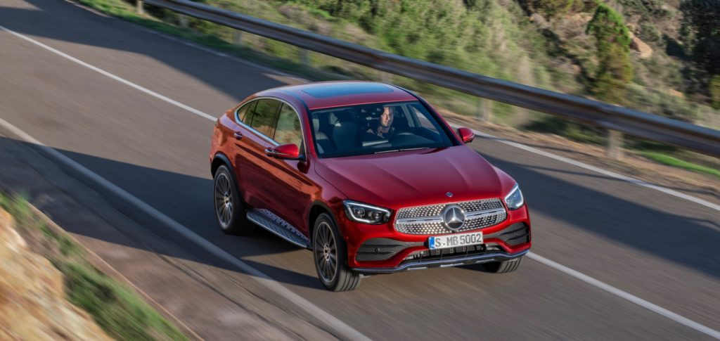 2020 Mercedes-Benz GLC Coupe