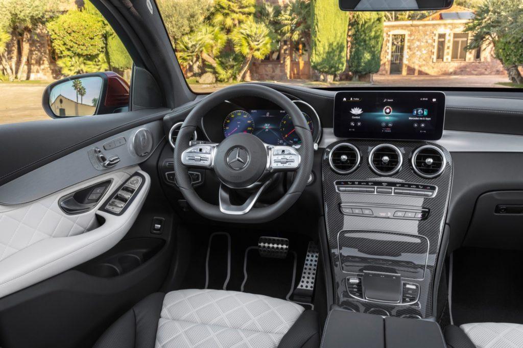 2020 Mercedes-Benz GLC Coupe