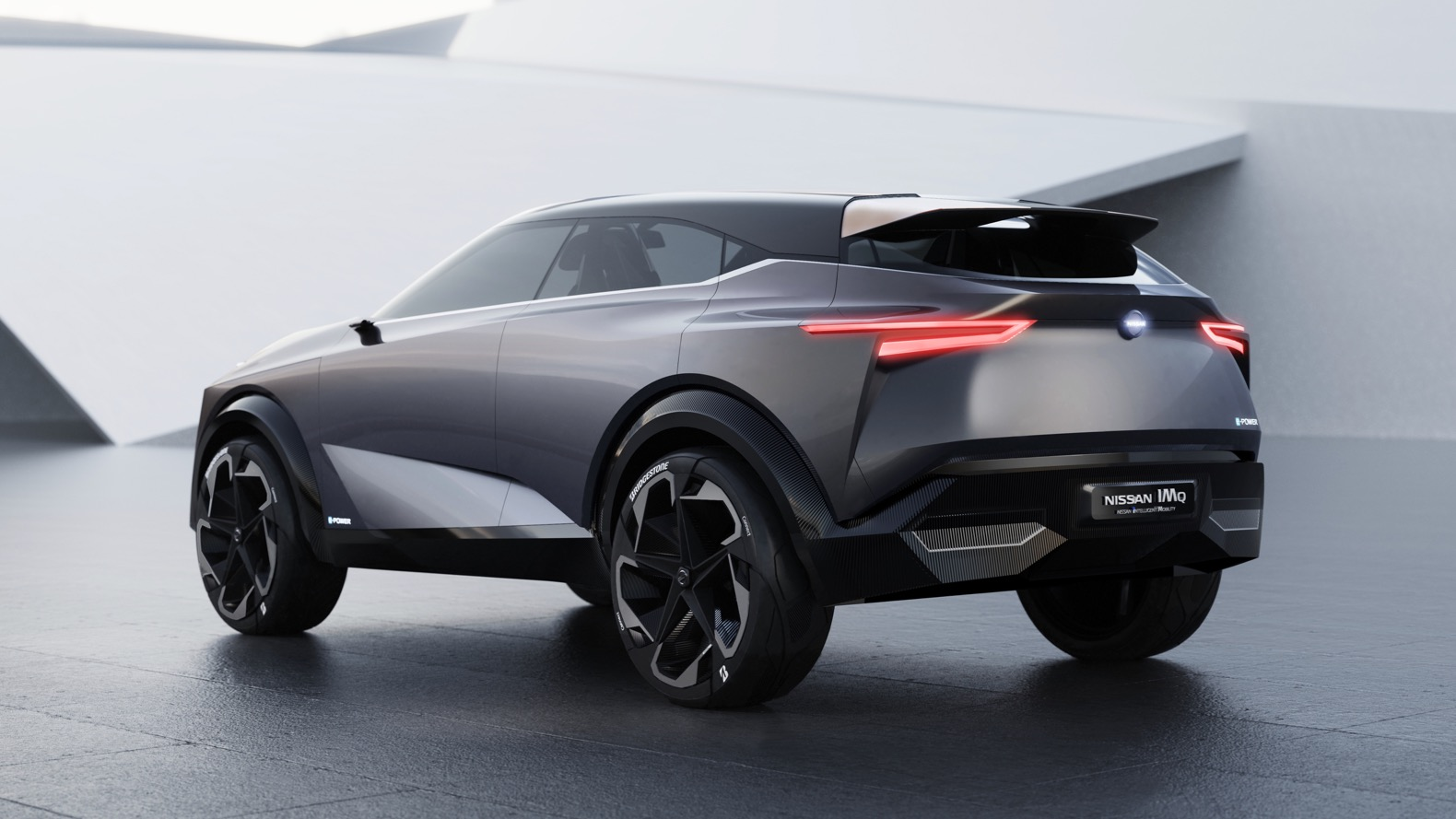 Nissan IMQ concept hints at a new electric SUV | The ...