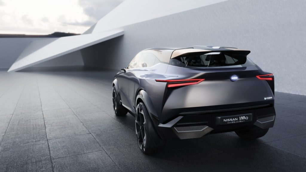 nissan imq concept hints at a new electric suv