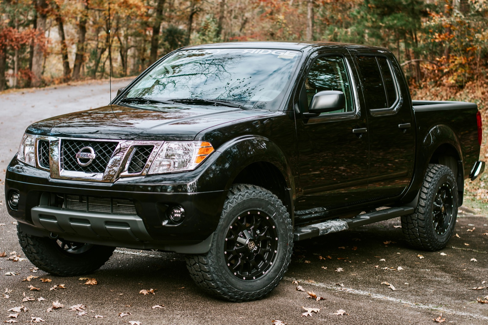 Nissan Armada, Frontier and Titan get Rocky Ridge packages ...