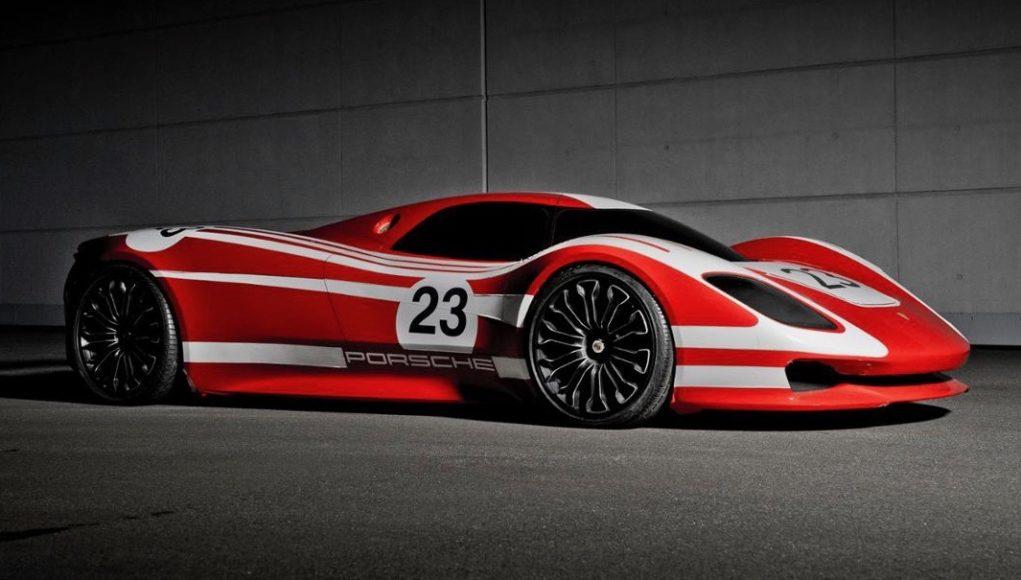 Porsche 917 Concept