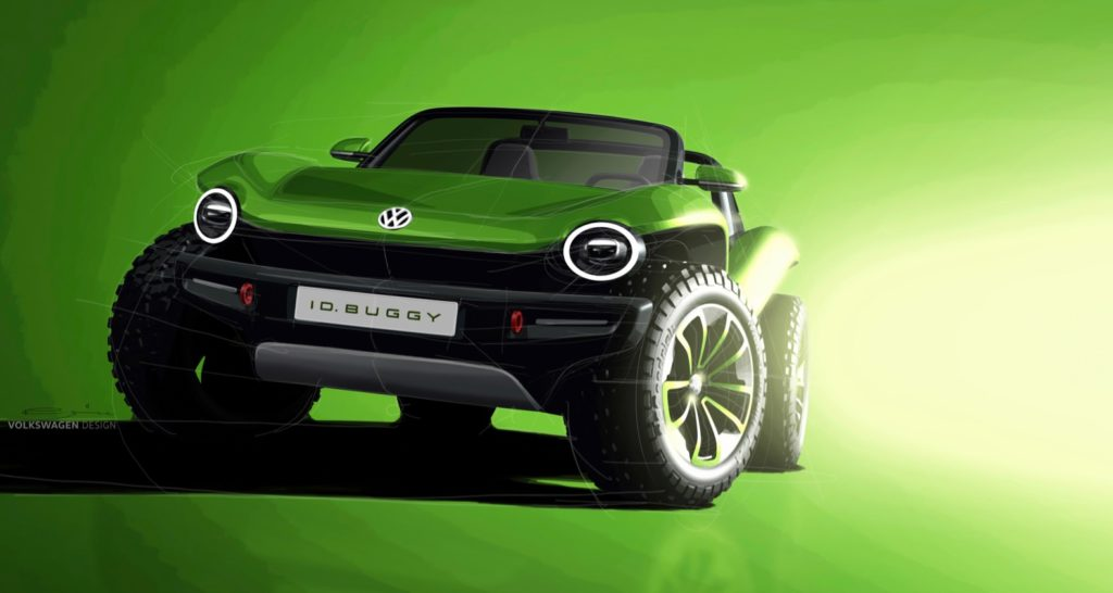 VW I.D. Buggy concept