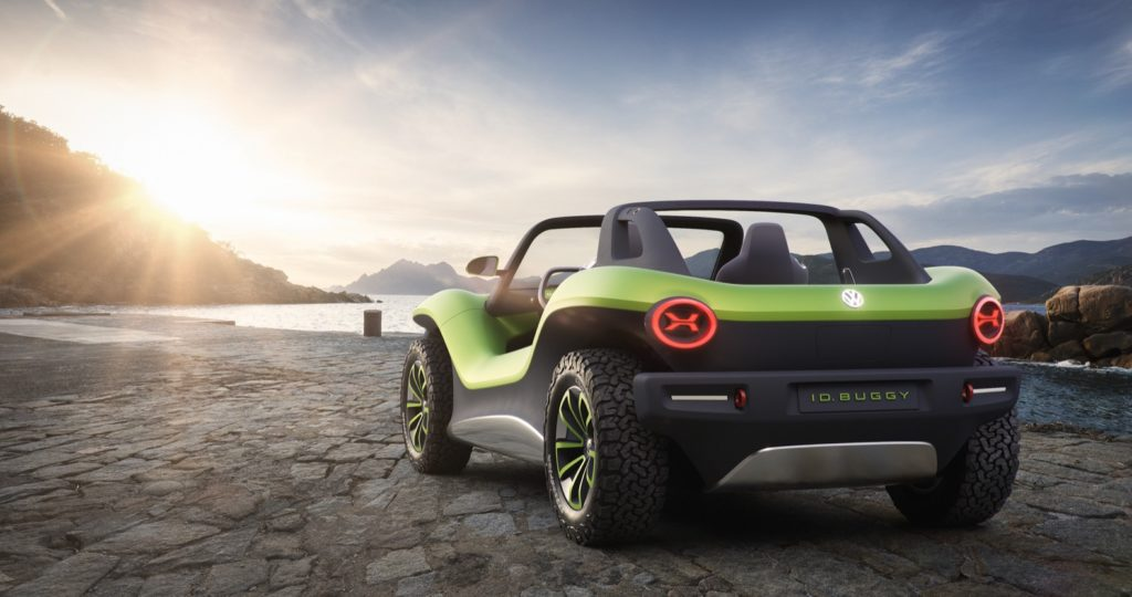 Vw Dune Buggy >> VW I.D. Buggy concept is a modern day dune buggy | The Torque Report