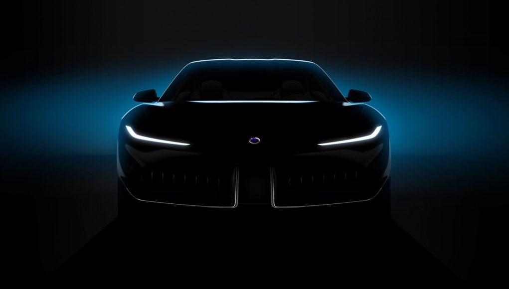 Karma Pininfarina-designed concept car