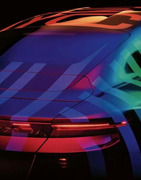 2020 Porsche Taycan Teasers