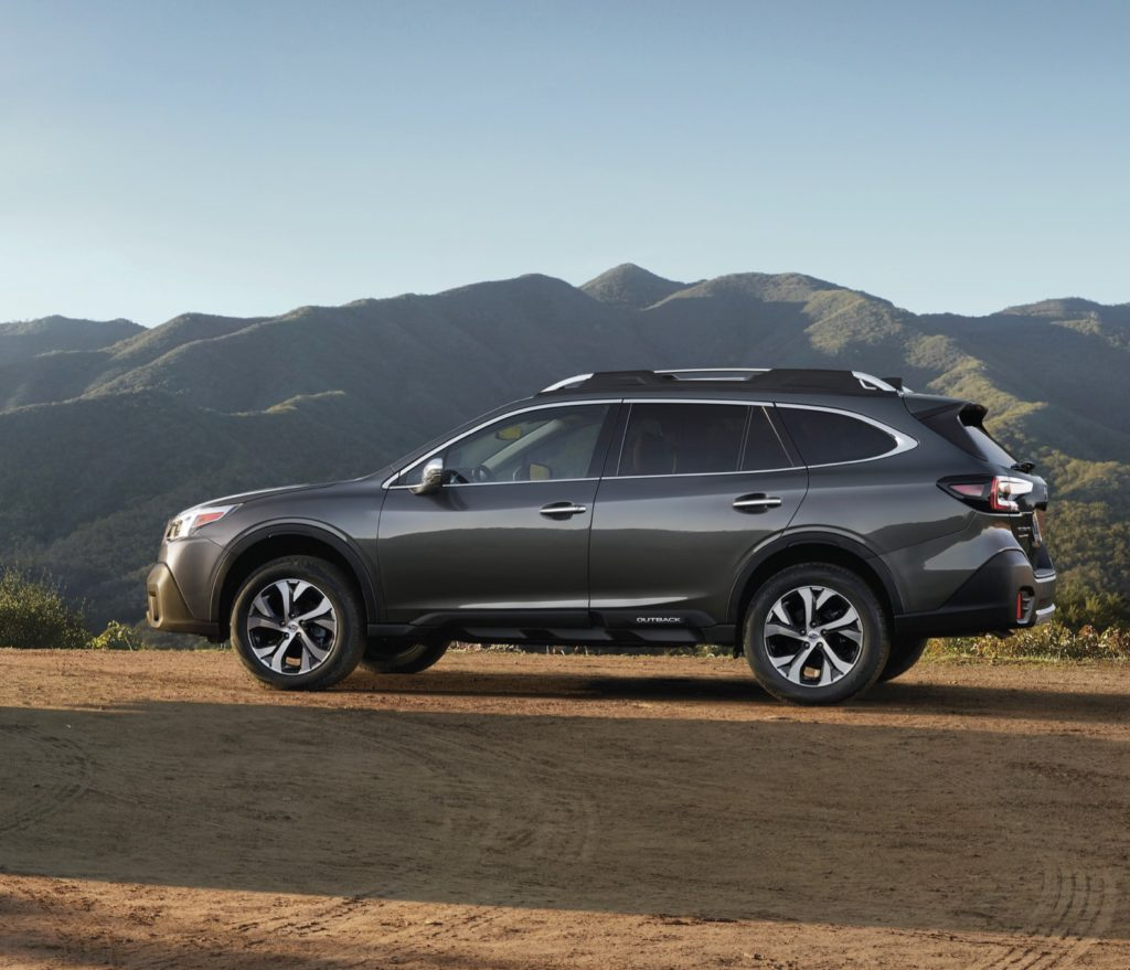 2020 Subaru Outback debuts in New York | The Torque Report