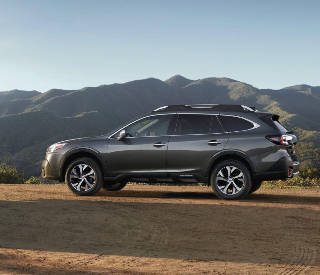 2020 Subaru Outback Debuts In New York