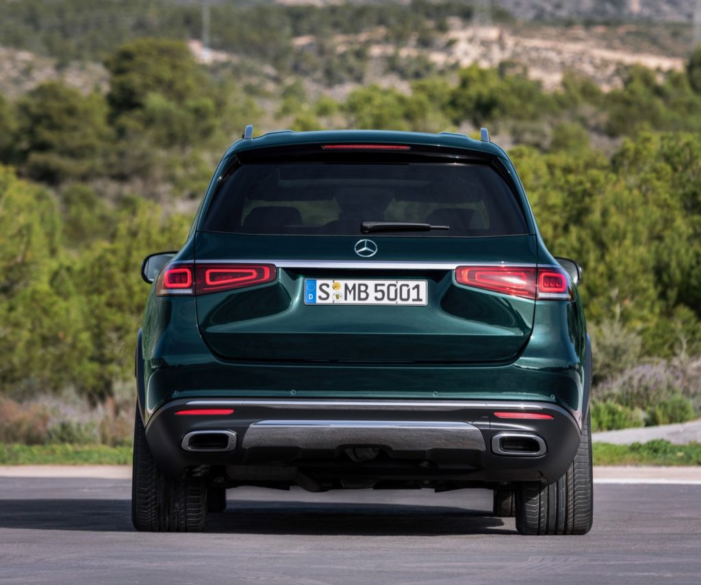 2020 Mercedes-Benz GLS Is More Spacious