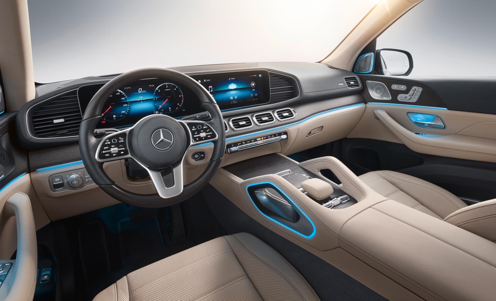 2020 Mercedes – Benz GLS New Engine, Price Updates >> 2020 Mercedes Benz Gls Is More Spacious The Torque Report