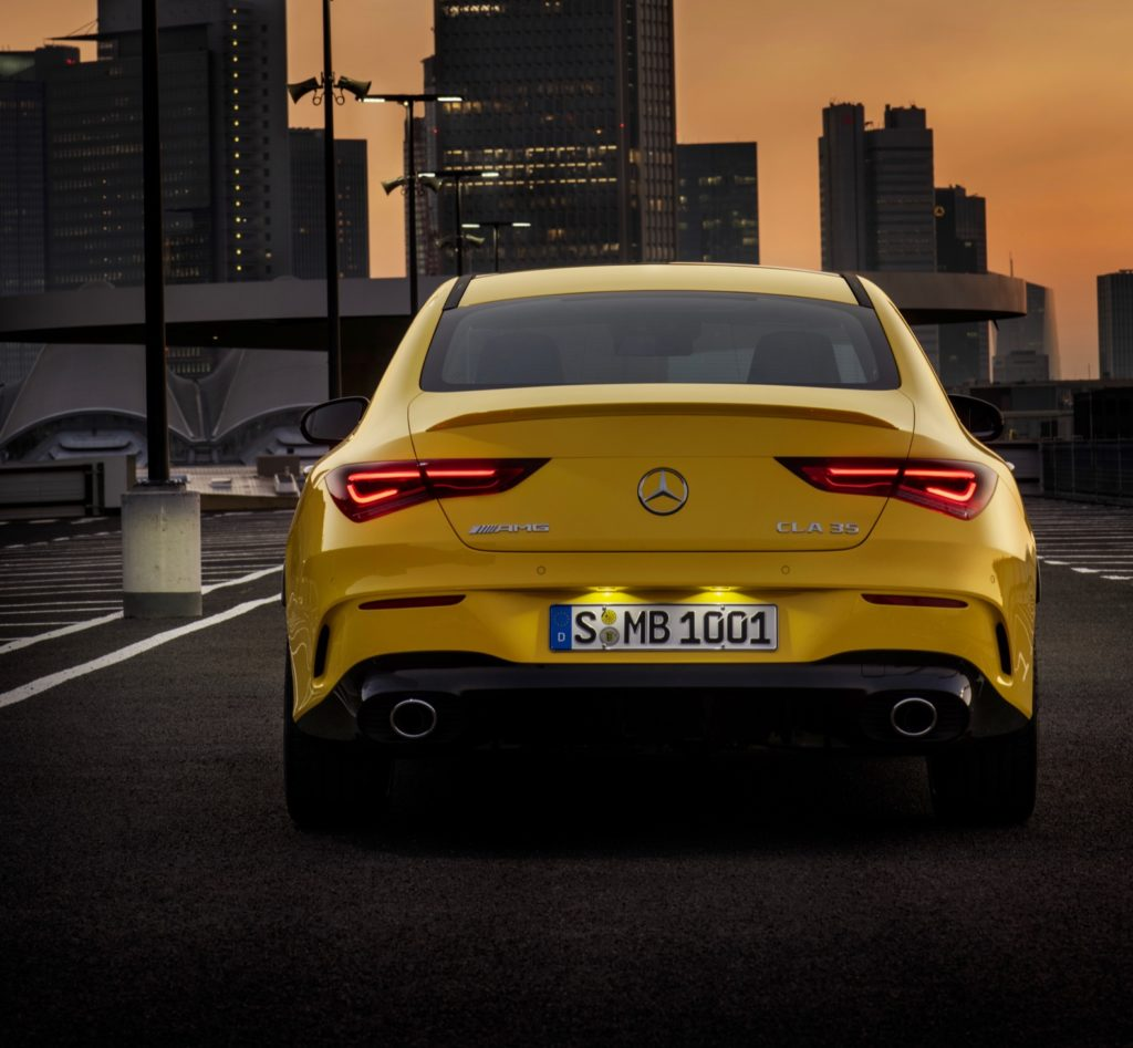2020 Mercedes-AMG CLA 35 Debuts With 302-hp