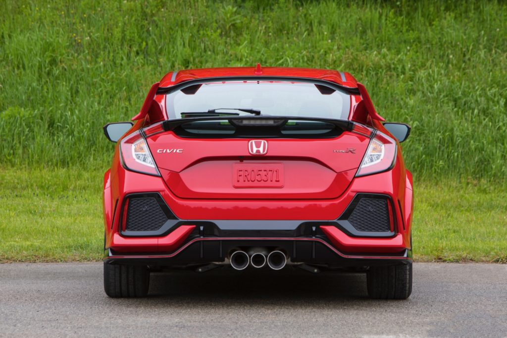 2019 Honda Civic Type R Review: Insanely fun | The Torque ...