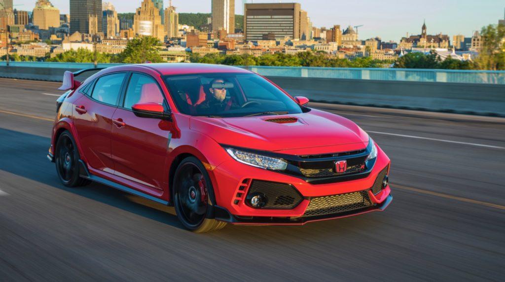 2019 Honda Civic Type-R