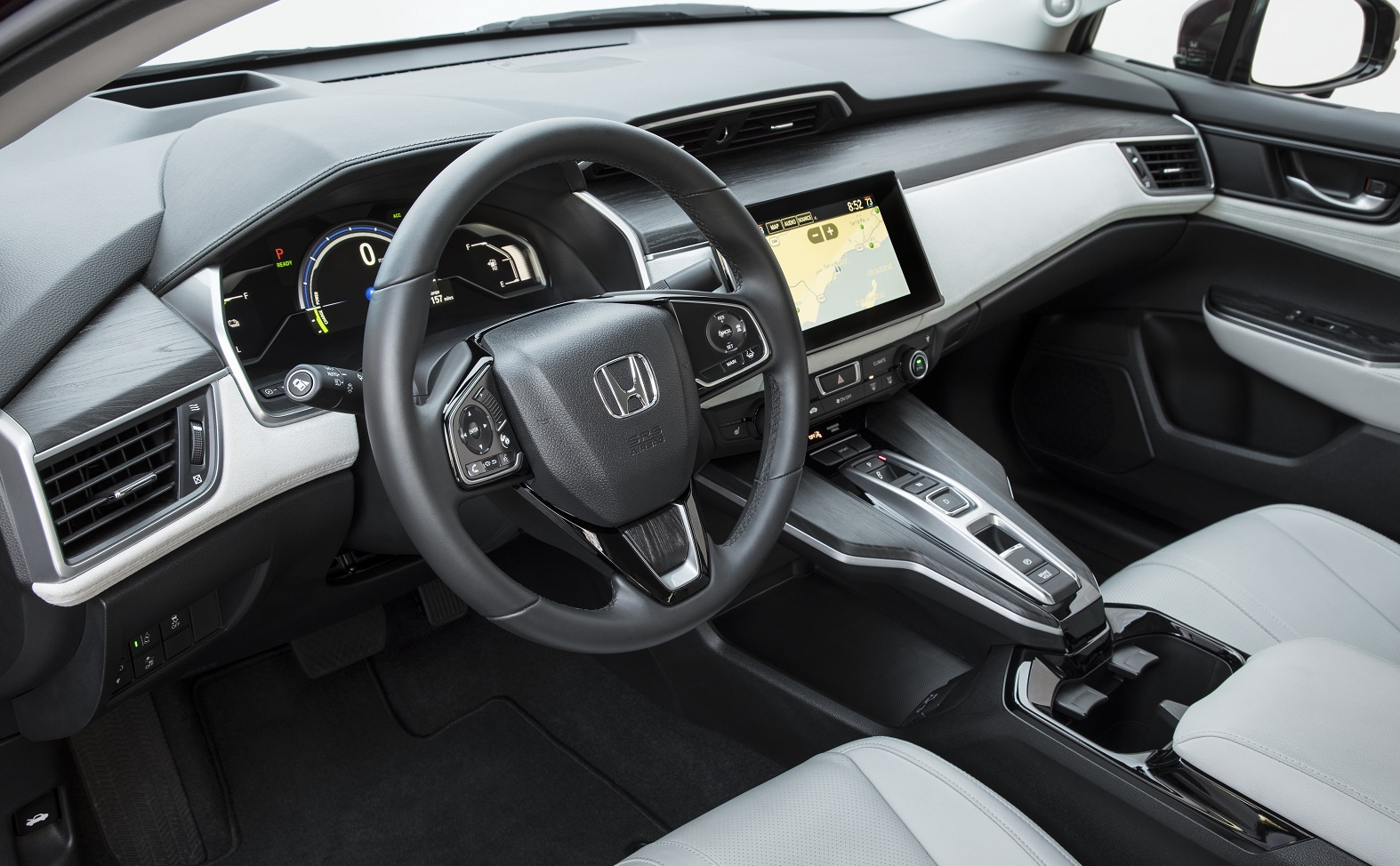 2019 Honda Clarity Fuel Cell is a little more expensive