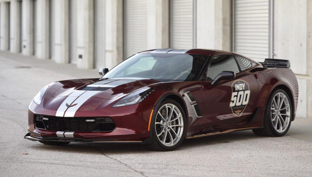 2019 Chevy Corvette Grand Sport