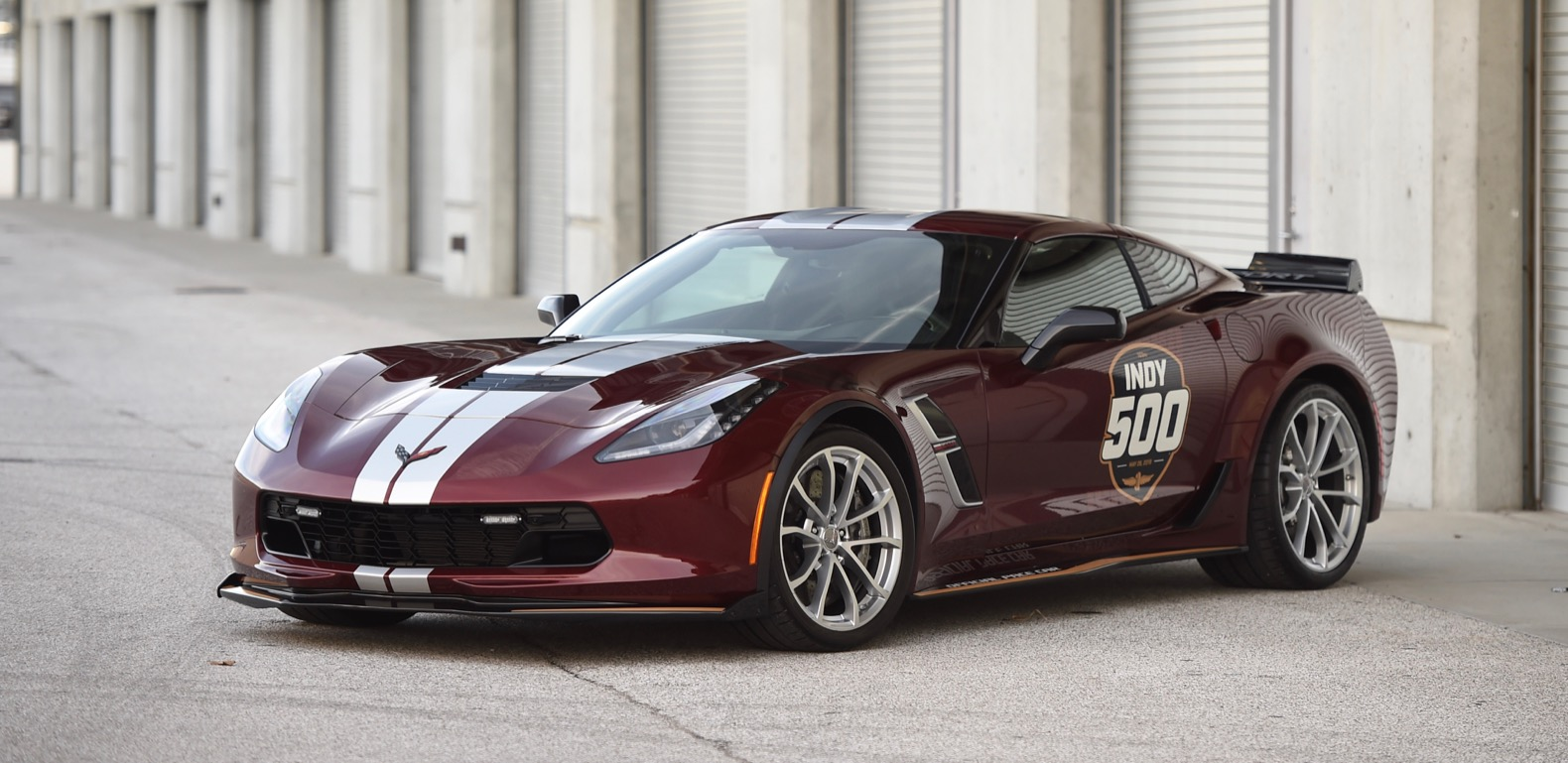 2019 Chevy Corvette Grand Sport to pace the Indianapolis ...