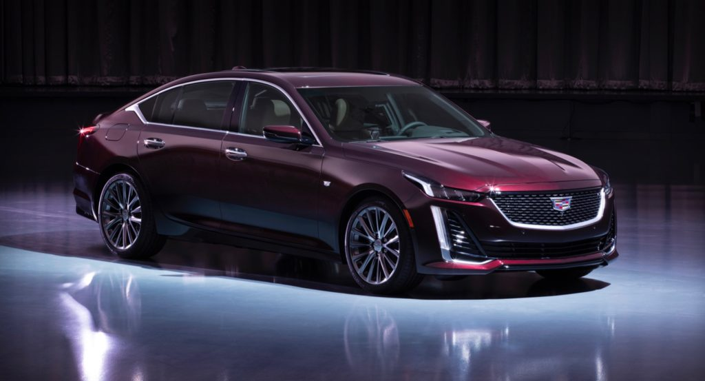 2020 Cadillac CT5 debuts in New York | The Torque Report