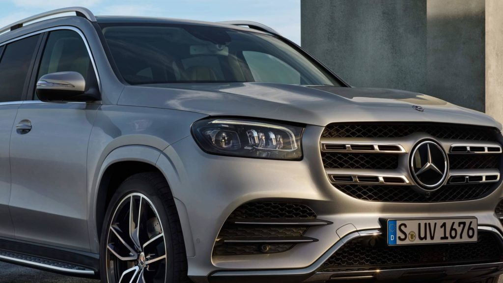2020 Mercedes-Benz GLS leaked ahead of its New York debut ...
