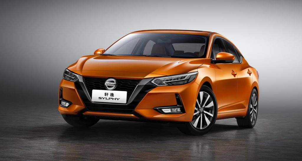 2020 Nissan Sylphy is likely the next-gen Sentra | The ...