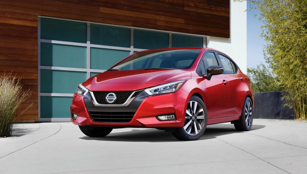 2020 Nissan Versa starts at $15,625 | The Torque Report