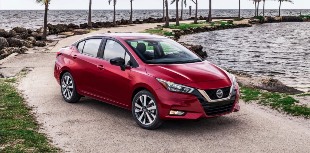 2020 Nissan Versa looks like a mini Altima | The Torque Report