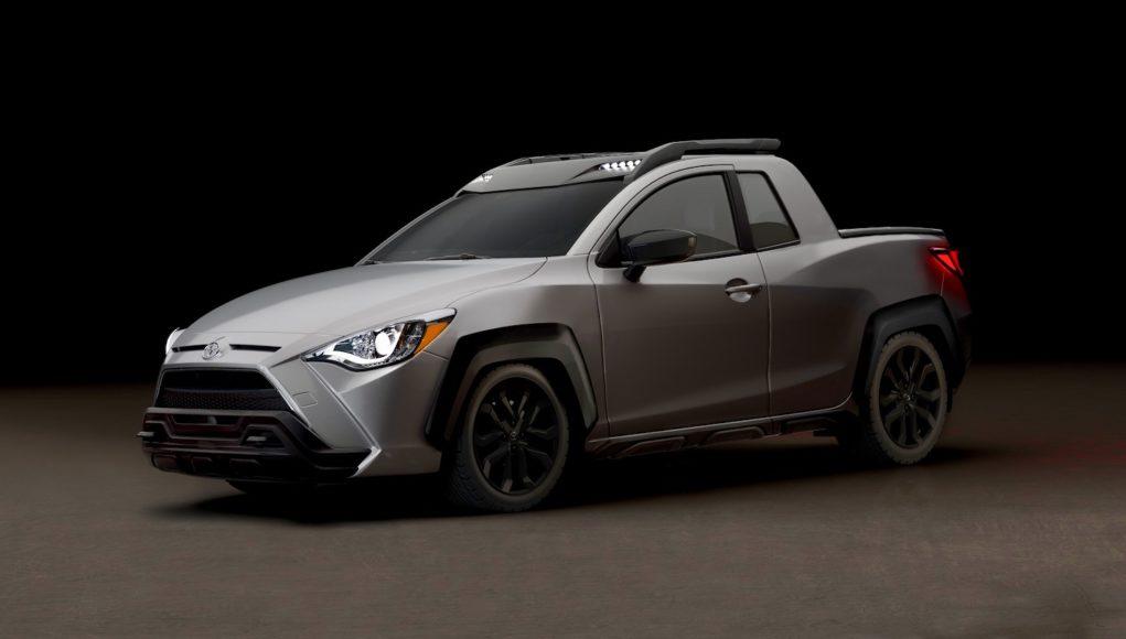 2020 Toyota Yaris Adventure