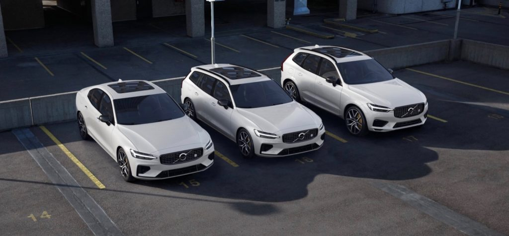 2020 Volvo Polestar Engineered