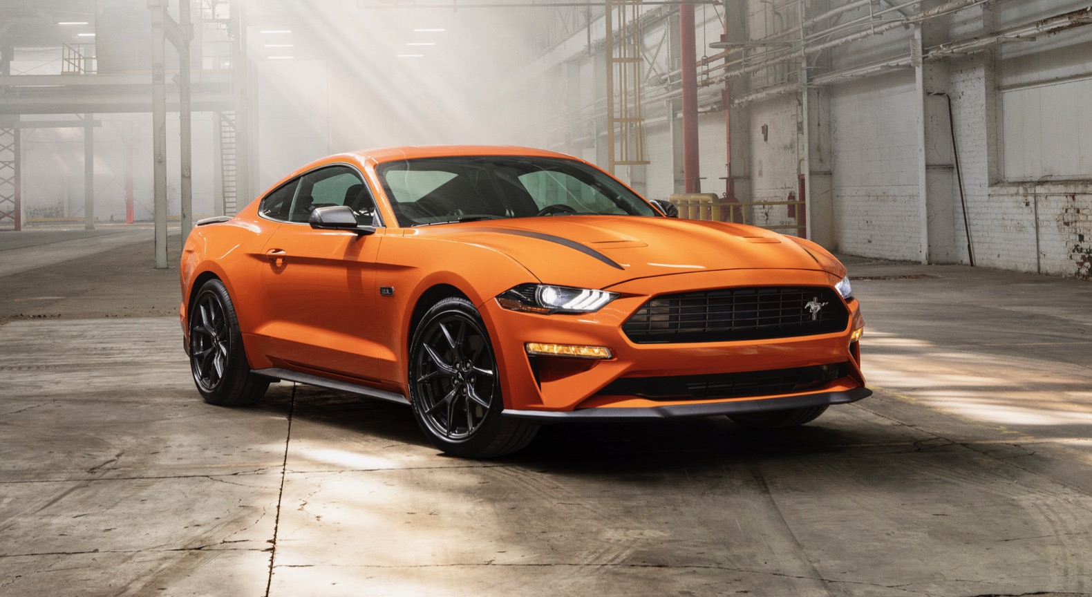 2020 Ford Mustang EcoBoost 2.3L High Performance Package ...